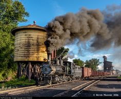 RailPictures.Net Photo: DRGW 315 Denver & Rio Grande Western Railroad Steam 2-8-0 at Chama, New Mexico by Kevin Madore