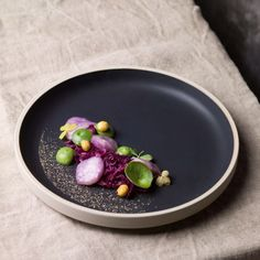 Coquille Saint Jacques, 20 Min, Panna Cotta, Ethnic Recipes, Food, Purple Cabbage, Red Wine, Beards, Sprouts