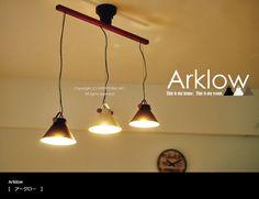 Arklow アークロー 3連ペンダントライト 天井照明 リビング・ダイニング・キッチン用