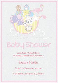 Baby Barco-Celebra con estilo con las invitaciones y tarjetas virtuales de LaBelleCarte: www.LaBelleCarte.com