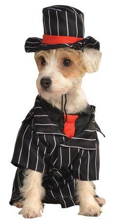 PET COSTUME MOB DOG