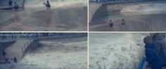 Il video della ragazza rapita dal mare mentre giocava in spiaggia  http://tuttacronaca.wordpress.com/2014/01/22/il-video-della-ragazza-rapita-dal-mare-mentre-giocava-in-spiaggia/