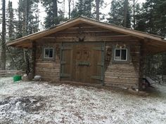 THE BACKWOODS CABIN. Episode 27. Winter workshop projects being installed…