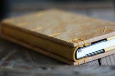 Light Maple Moleskin journal cover