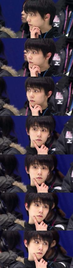 So cuute....You know...In elementary and Junior high I remember really paying attention to him. I thought he was a great skater & Cute.