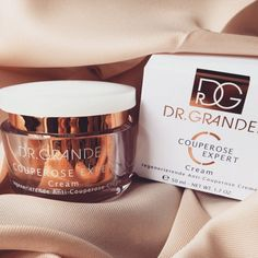 Die regenerierende Anti-Couperose Creme DR. GRANDEL Couperose Expert Cream ist eine Spezialpflege für zu Couperose neigender Haut. #drgrandel #cream #antiage #beauty #cosmetic #couperose #expert #luxus #new #product #madeimgermany #augsburg #germany #help #sos #daycare #care #skincare