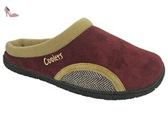 Coolers , Sandales Compensées femme - Rouge - rouge, 42 - Chaussures coolers  (*
