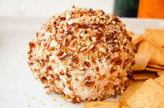Best Cheese Ball Appetizer Recipe Ever