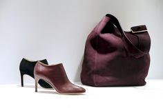 boots Sergio Rossi dans la boutique La Suite