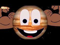 Canción de los planetas - canciones infantil - Yleekids - YouTube