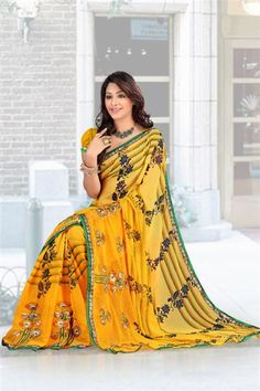 ‪#‎Ready‬ To Ship ‪#‎Printed‬ ‪#‎Saree‬ !!  ‪#‎Free‬ ‪#‎Shipping‬ !! Free ‪#‎COD‬ !!  Click here to ‪#‎shop‬ : http://bit.ly/1GbLFn0 ‪#‎WhatsApp‬ Us To Buy On : 093744 77776