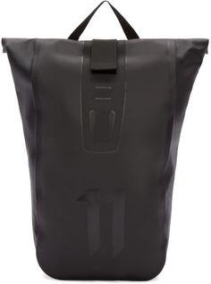 5b4ef862fd2 11 By Boris Bidjan Saberi Black Roll-top Velocity Backpack Balenciaga  Clothing, Handbags For
