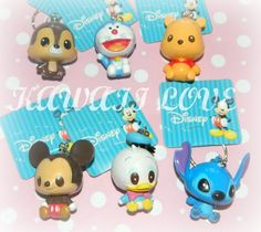 Product - Disney and Sanrio Key Chains(Baby Edition) by Kawaii Love · Storenvy