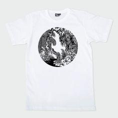 Rad | T-Shirt Black Woods