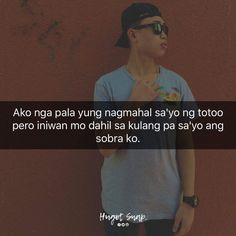 Filipino Quotes, Pinoy Quotes, Tagalog Quotes Hugot Funny, Tagalog Love Quotes, Hurt Quotes, Words Quotes, Hugot Lines Tagalog Love, Patama Quotes, Funny Twitter Posts