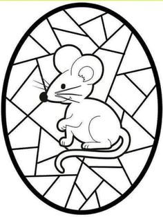 myšky love and relationships - Relationship Goals Animal Coloring Pages, Colouring Pages, Coloring Sheets, Coloring Books, Doodle Coloring, Coloring Pages For Kids, Pebbles And Bam Bam, Mouse Paint, M Craft