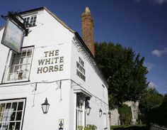 The White Horse Inn in the village of Chilham, Kent, England, UK | by Adam Swaine, via Flickr