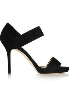 Jimmy Choo Alana suede sandals | NET-A-PORTER - http://www.net-a-porter.com/product/496887?cm_sp=we_recommend-_-496887-_-slot2