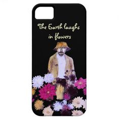Dahlia Gardener iPhone 5 Covers
