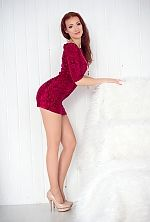 Date Ukrainian single girl Marina: green eyes, red hair, 34 years old|ID105757