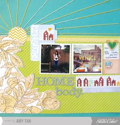 Homebody by amytangerine featuring September's kits at Studio Calico