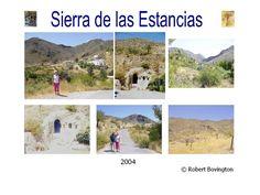 There are lots of mountain ranges in Almería province including the Sierra de las Estancias