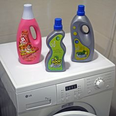 Everything you need to keep your laundry clean, soft and smelling fresh