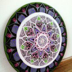 Mandala, Boho-energy-circle by Www.creativeartbyjessica.nl #boho #bohostyle #hippie #hippieart #bohochic #ibiza #ibizastyle #mandala #mandalas #mandalaart #yoga #meditation #welness #design #handmade #ibizablogger #meditatie #fashion #decoratie #art #kunst #lifestyle #roundie #healing #painting #buddha #boeddha #schilderij #painting #kunst #bohemian #acryl #schilderij