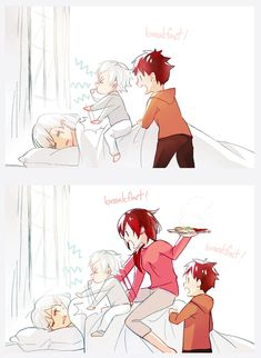 Ruby and weiss family