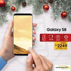 ☑ Adiós día de los inocentes ☑ 🔊 Contamos con la nueva promoción del Samsung Galaxy S8  a un precio de oferta ⏰ ⏰ 🌟 Garantía   📞980 034 076  Envíos a todo el Perú  🛍 Av. Petit Thouars 5356 Isla #3 - Miraflores 🛍 Av. La Encalada 1171 Of.302 - Santiago de Surco 🛍 Av. La Molina 1167 Tnda. 132 - CC. La Rotonda La Molina #device #gadget #gadgets  #geek #techie