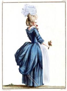 Moda della Francia di metà '800. Periodo di Napoleone III