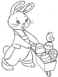 Bunny's Friends