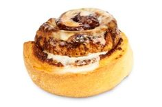 Cinnabon copycat recipe from the Dr. Oz show...half the calories and 2/3 less fat than the original.