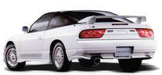 Nissan 180SX S13 Type X Trunk Spoiler / JDM style Rear Wing - K6030-60F26