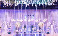 A festa da Ana Carolina Bertipaglia foi transformada em um verdadeiro castelo de cristal