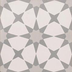InDesign Cementine Kira 8 in. x 8 in. Durabody Ceramic Floor and Wall Tile sq. / - The Home Depot Hemnes, Home Depot, Wall Tiles, Cement Tiles, Ceramic Flooring, Mosaic Tiles, Tiling, Mediterranean Tile, Hardwood Tile