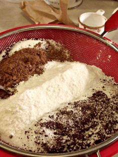 Homemade cappuccino mix. I would replace the Splenda with a natural sweetener.