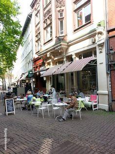 Suessundselig zu Gast im Café Glücksmoment in Hannover