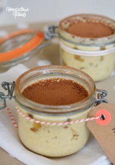 Tiramisu classique au café - sans blé et sans mauvais sucre, sans gluten / IG BAS Recette ici : http://megalowfood.com/le-tiramisu-classique-au-cafe-ig-bas/