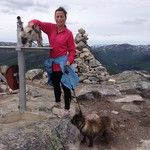 Instagram photo by @margarethvisteloining (Margareth Viste Løining) - via Statigr.am Cairns hiking