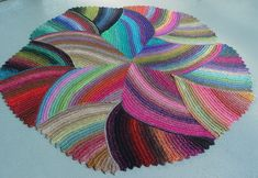 Ravelry: Curlicue Coverlet pattern by Annie Dempsey $7