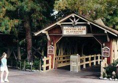 Country Bear Playhouse at Disneyland
