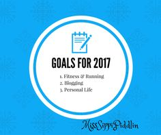 The Big Reveal Goals for 2017