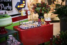 festa infantil tema food truck