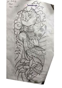 Asian tattoos, from classical tattoos to the latest minimalist ideas on the Asian market in the tattoo world, will be discussed in this category. Japanese Tattoos For Men, Japanese Tattoo Art, Japanese Tattoo Designs, Japanese Sleeve Tattoos, Tattoo Daruma, Hannya Tattoo, Asian Tattoo Sleeve, Raijin Tattoo, Lucky Cat Tattoo
