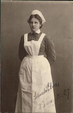 Schwester Elvere - Krankenschwester Kat. Berufe
