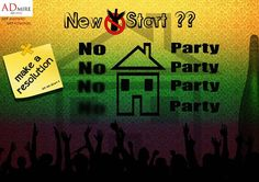 """""""ALWAYS ON"""" even parties are ADmired here... ;) :D"""