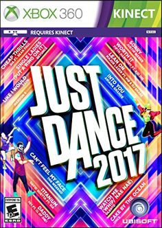 Just Dance 2017  Xbox 360 ** You can get more details by clicking on the image. Note:It is Affiliate Link to Amazon.