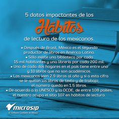 5 datos impactantes de los hábitos de lectura de los mexicanos.