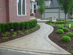 Brick Paving Macomb County | SiteScape, Inc.
